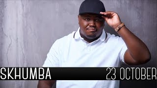 Skhumba Talks About Katlego Maboe Getting Caught