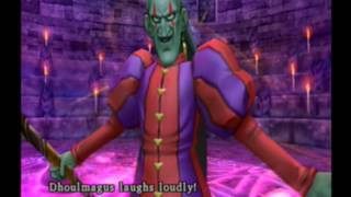 Repeat youtube video Dragon quest VIII: Dhoulmagus boss battle
