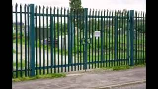 Steel Security gates By NJ Security