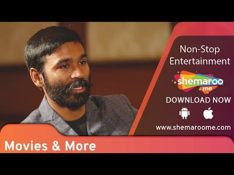 Dhanush Interview | Movies & More | Bollywood Celebrity Chat Shows
