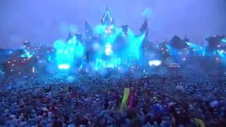 How Deep Is Your Love -[Hardwell Live at Tomorrowland 2015]
