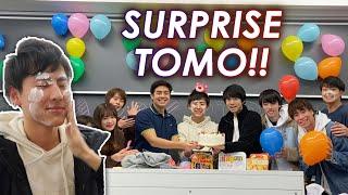 SURPRISE ULTAH TOMO!