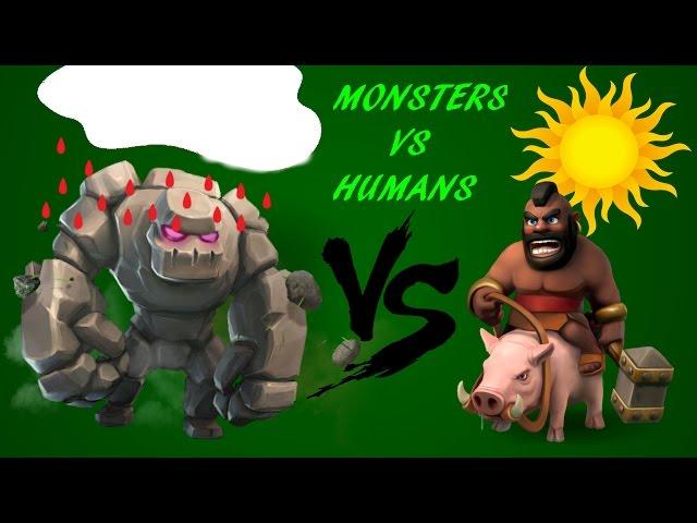HUMAN CHALLENGE VS. NON HUMAN CHALLENGE!!