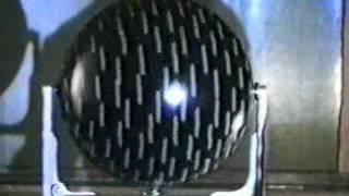 Сложение угловых скоростей (шар с точками)