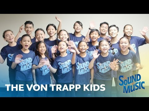 The Sound of Music - The Von Trapp Kids | #GlobeLiveSoundOfMusic