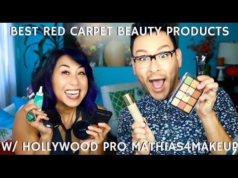 Best Foundations & Concealers Celebrity Red Carpet Makeup Tips and Tricks | Pt. 2 - mathias4makeup