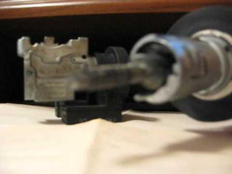 Показать в картинках как снять замок зажигания на форд транзит личинку ф фото 342-444