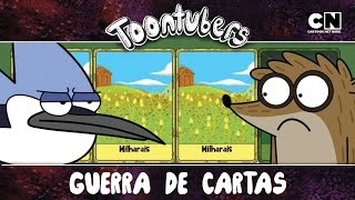O QUE É A CARTA DO MILHARAL???! | Toontubers | Cartoon Network