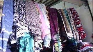Pasar Kain Murah Di Ruko Anggada Indah (RAI) Citeureup, Bogor