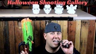 Halloween Shooting Gallery