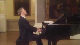 "Czerny Variations on a Theme by Rode ""La Ricordanza"" op. 33 - Philipp Richardsen, piano"
