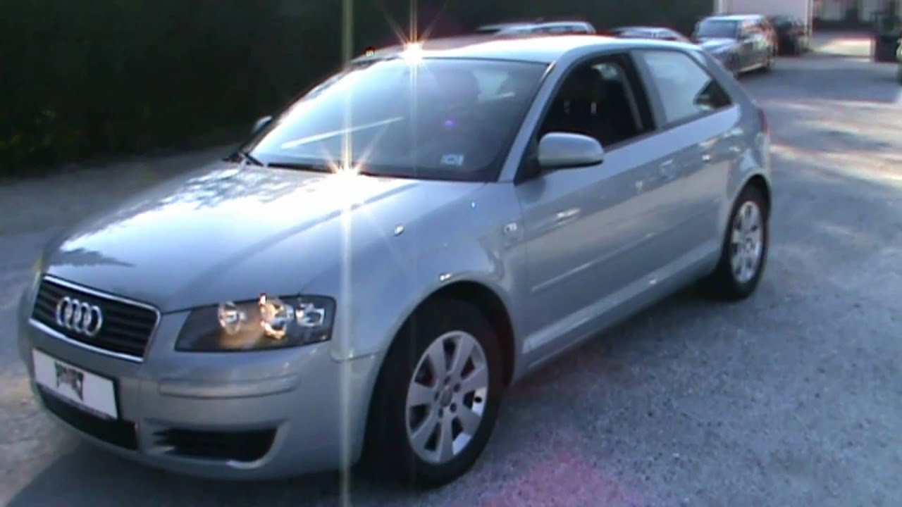 2003 audi a3 2 0 tdi attraction full review start up engine and in depth tour youtube. Black Bedroom Furniture Sets. Home Design Ideas