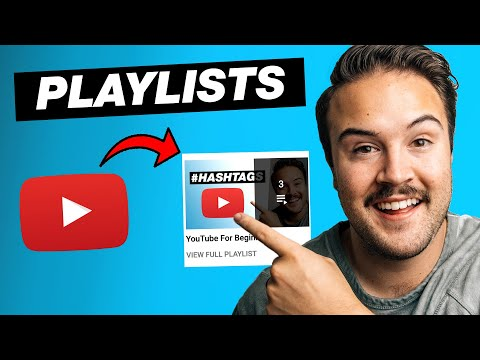 How to Create a YouTube Playlist on Your Channel