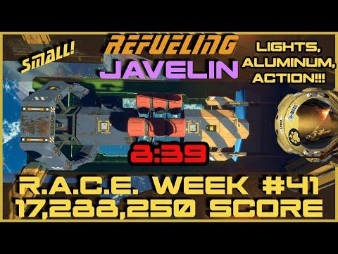 Hardspace: Shipbreaker - R.A.C.E. Week #41 (Small Refueling Javelin) - 17,288,250 Score Speedrun  