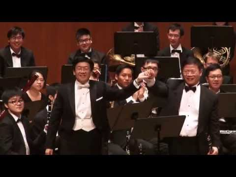 Philip Sparke - Clarinet Concerto