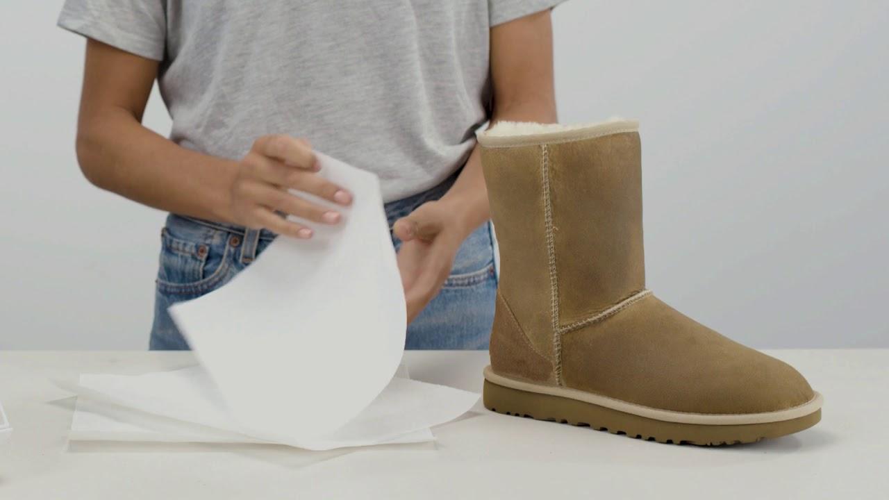 produit pour nettoyer ugg