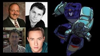 Comparing The Voices - Blurr