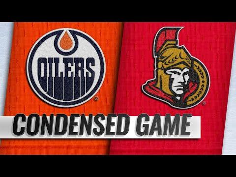 02/28/19 Condensed Game: Oilers @ Senators