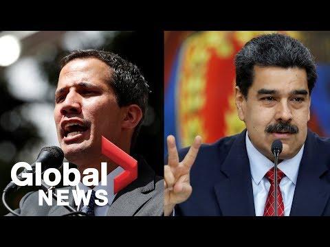UN Security Council debates political crisis in Venezuela
