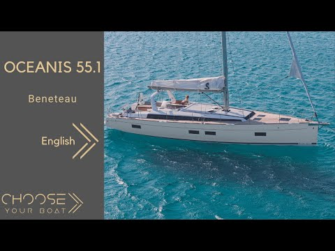 OCEANIS 55.1: Guided Tour Video (in English) - Beneteau