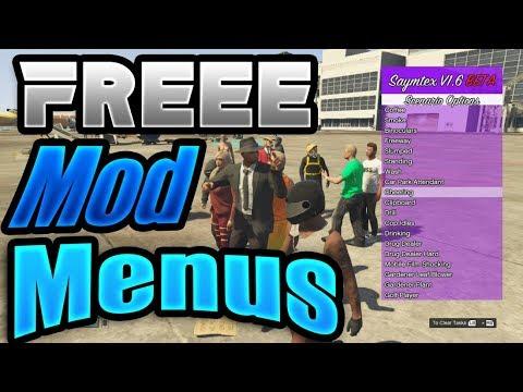 *NEW * GTA 5 FREE Mod Menus  Release  + Download (MoLoToF Loader V4)