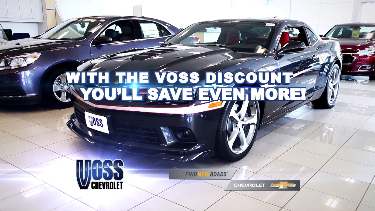 Voss Chevrolet Largest Selection Of Vehicles YouTube - Voss chevrolet car show