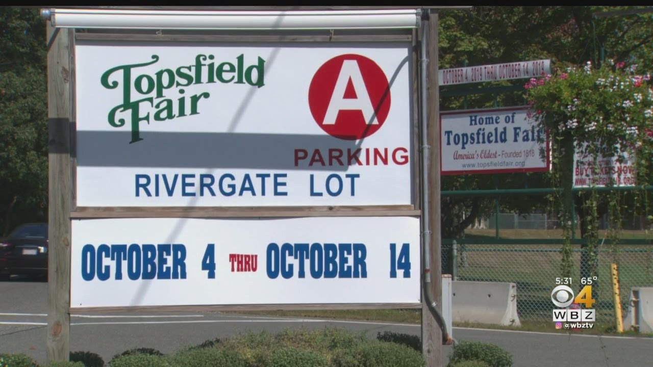 Topsfield Fair 2020.Topsfield Fair Organizers Prepare To Combat Eee Threat