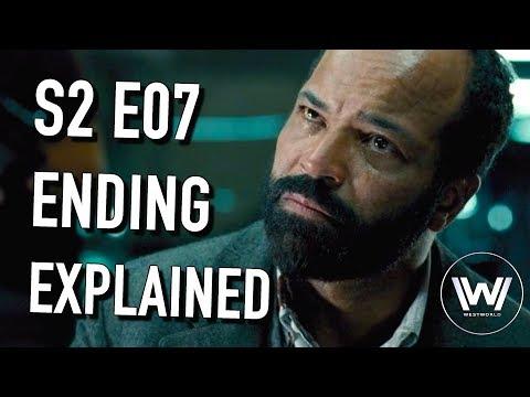 Westworld Season 2 Episode 7 Ending Explained