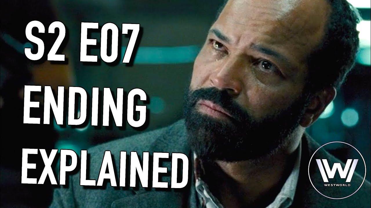 Download Westworld Season 2 Episode 7 Ending Explained