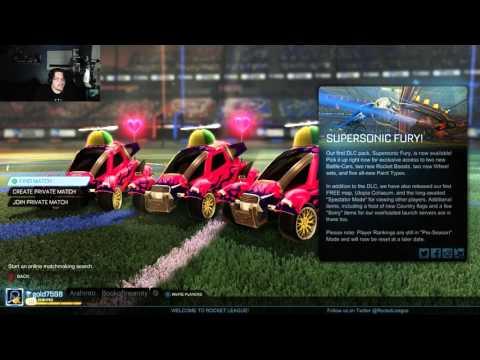 Rocket League - Episode 15 - Hot Pink - Team Liquid Dinosaur