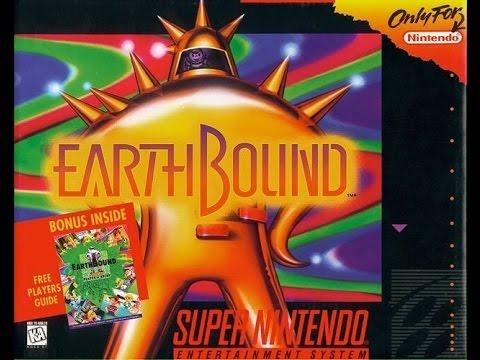 EarthBound Video Walkthrough 3/3