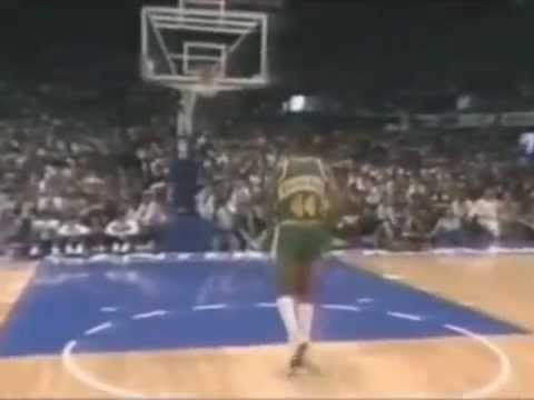 Terence Stansbury Statue of Liberty 360 Dunk 1987