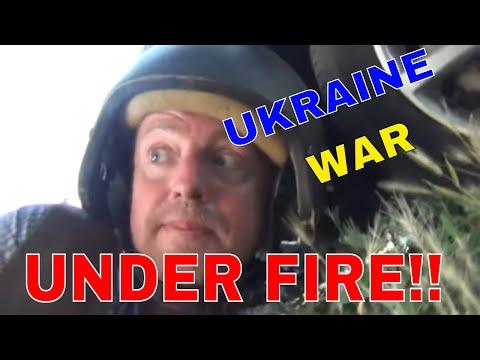 I Came UNDER FIRE In Donetsk. Ukraine War