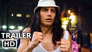 THE DІSASTER АRTIST Trailer # 2 (2017) THE ROOM, James Franco, Famous Worst Movie HD