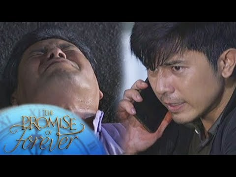 The Promise of Forever: Lawrence tries to save Marlon's life   EP 54