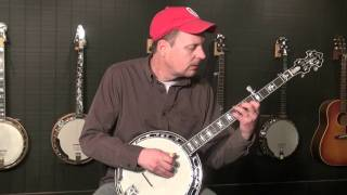 Five String Banjo Utility Tag Lick
