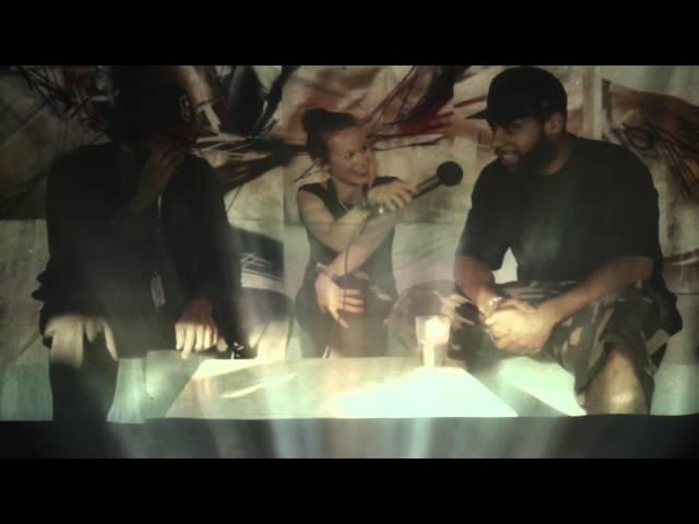 MEGALOH ft. GRACE - Sie Wissen Bescheid Jetzt (Offizielles Musikvideo) (prod. Ghanaian Stallion)