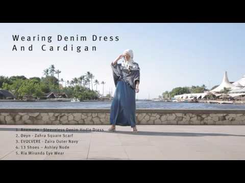 Tiga Tips Memakai Dress Ke Pantai