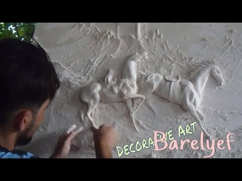 how-to-make-bas-relief-sculpture-_-#decorative-art-play
