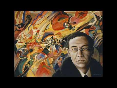Wassily Kandinsky 瓦西里·康定斯基 (1866 - 1944) Expressionism Abstract Art Russian