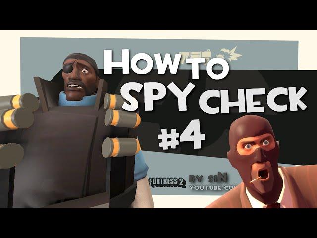 TF2: How to spy check #4