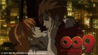 REEL ANIME 2013: 009 RE:CYBORG Official Trailer (Australia & New Zealand)