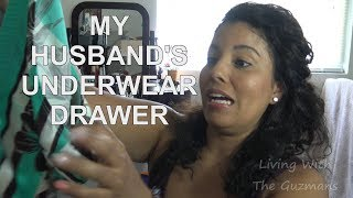 Video GOING THRU MY HUSBAND'S UNDERWEAR DRAWER: THE REVENGE! download MP3, 3GP, MP4, WEBM, AVI, FLV November 2017