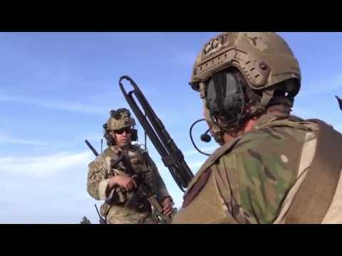 Air Force Combat Controllers Training  First There