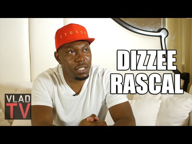 Dizzee  Rascal: I Didn't Have Sex with Khloe, But Kim Kardashian Curved Me