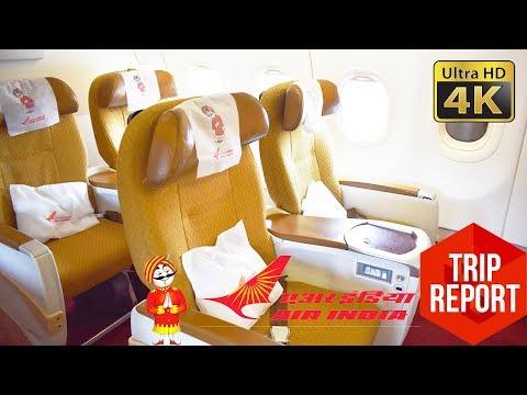 Trip Report (4K) - Air India Business Class AI215 New Delhi to Kathmandu (DEL - KTM)