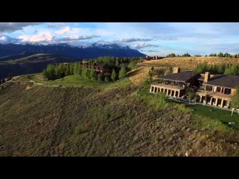 Your Own Tranquil and Private Resort in Jackson, Wyoming