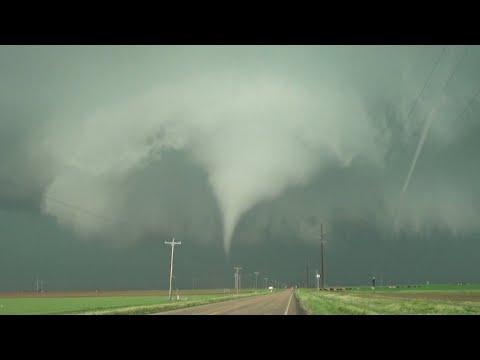 April 14, 2017 • Dimmitt, Texas Tornadoes (Highlights)
