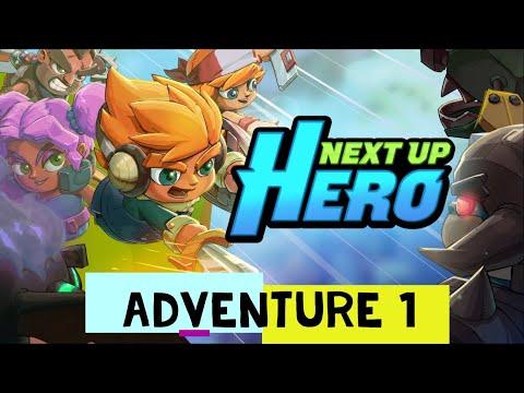 Next up hero (Gameplay 1) |