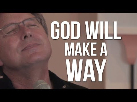 Don Moen - God Will Make a Way | Acoustic Worship Sessions